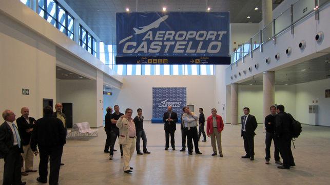 aeropuerto de castellon, hotel doña Lola