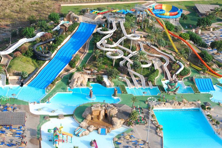 Hotel parque acuatico costa mediterranea hotel do a for Hoteles en valencia con piscina